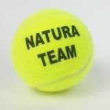 Piłka tenisowa z logo 03